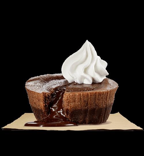 Brownie fagyival