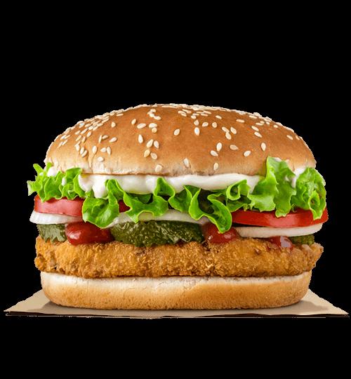 Vegetáriánus WHOPPER®